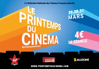 PRINTEMPS DU CINEMA 2020